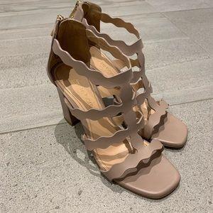 Santo Borella Block Heels